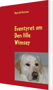 eventyret om den lille wimsey - bog