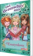 det hemmelige rige 11 - eventyrskoven - bog