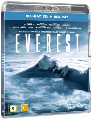 everest - 3D Blu-Ray