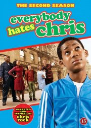 everybody hates chris - sæson 2 - DVD