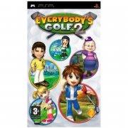 everybody's golf 2 - psp