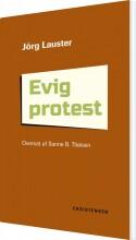 evig protest - bog