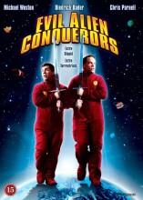 evil alien conquerors - DVD