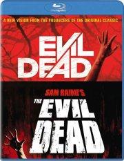 evil dead / evil dead remake 2013 - Blu-Ray