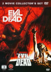 evil dead + evil dead (remake 2013)  - DVD