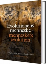 evolutionens menneske - menneskets evolution - bog