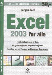 excel 2003 for alle - bog