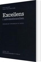 excellens i advokatbranchen - bog