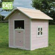 legehus i træ / trælegehus - lyserød beach 100 - exit - Udendørs Leg