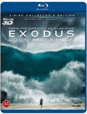exodus: gods and kings - 3d - Blu-Ray