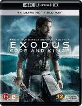 exodus: gods and kings - 4k Ultra HD Blu-Ray