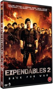 expendables 2 - DVD