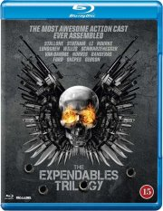 expendables trilogy - Blu-Ray