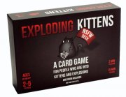 exploding kittens - not safe for work edition - Brætspil