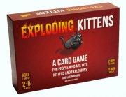 exploding kittens original - Brætspil