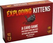 exploding kittens - original edition - Brætspil