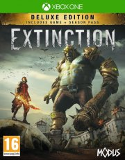 extinction: deluxe edition - xbox one