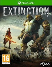 extinction - xbox one