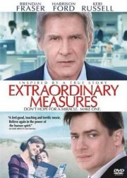 extraordinary measures - DVD
