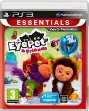 eyepet & friends (essentials) - PS3