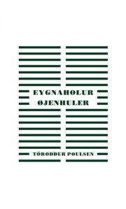 eygnaholur / øjenhuler - bog