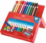 faber-castell jumbo grip farveblyanter - Kreativitet