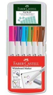 faber castell tuscher til whiteboard - pastelfarver - Kreativitet
