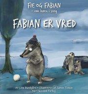 fabian er vred - bog