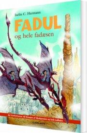 fadul og hele fadæsen - bog