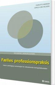 fælles professionspraksis - bog