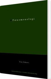 fænomenologi - bog