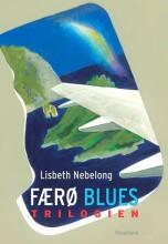færø blues trilogi - bog