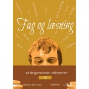 fag og læsning  - hf
