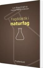 fagdidaktik i naturfag - bog