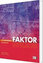 faktor 8-9, begrebsbog, 3.udg - bog