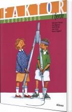 faktor i fjerde, arbejdsbog til fællesbog, 2. udg - bog