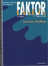faktor i første, lærerens håndbog, 2.udg - bog