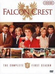 falcon crest - sæson 1 - DVD