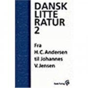 falkenstjerne 2 - dansk litteratur fra h.c. andersen til johannes v. jensen - bog