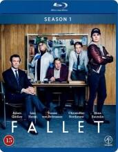 fallet - miniserie - Blu-Ray