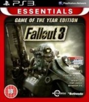 fallout 3 - game of the year edition (essentials) - PS3
