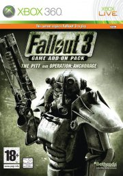 fallout 3: the pitt and operation anchorage(add on) - xbox 360