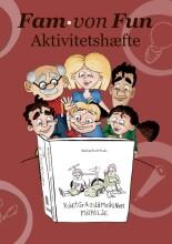 fam. von fun - aktivitetshæfte til robotgræsslåmaskinen mathilde - bog