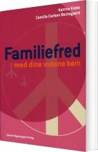 familiefred med dine voksne børn - bog