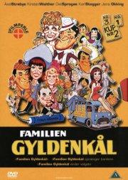 familien gyldenkål / familien gyldenkål 2 // familien gyldenkål 3 - DVD