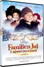 familien jul 2 - i nissernes land - DVD
