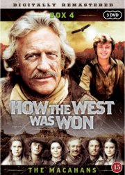how the west was won / the macahans - boks 4 - DVD