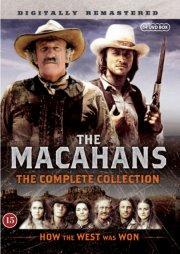 familien macahan boks - hele serien - DVD