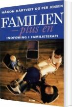 familien - plus én - bog