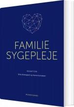 familiesygepleje - bog